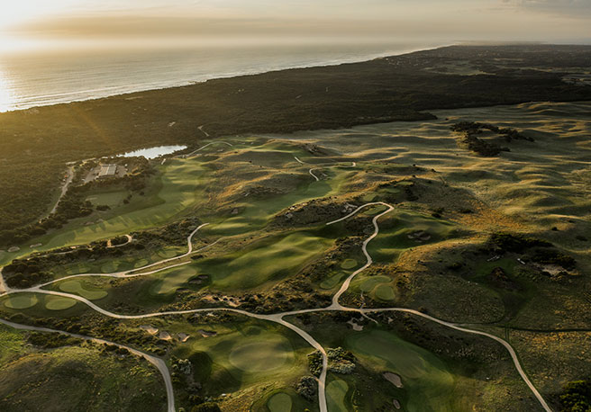 The National Moonah Course